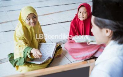 Guru Les Privat Mengaji Professional untuk Anak