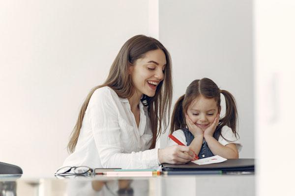 peran orangtua dalam belajar anak